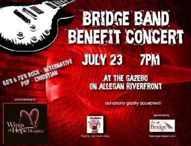 Bridge Band Benefit Concert