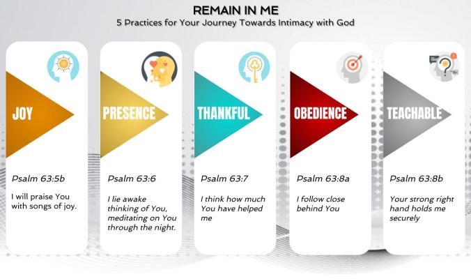 Five Practices - Graphic